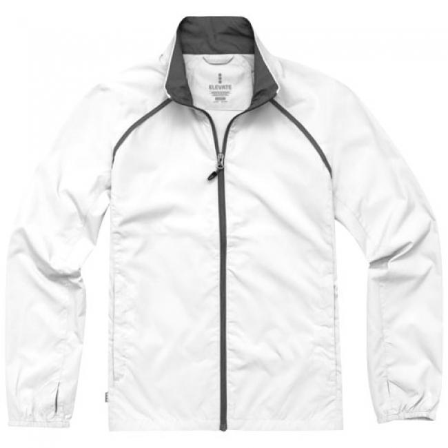 Egmont Lds jacket,White,L | 3831601