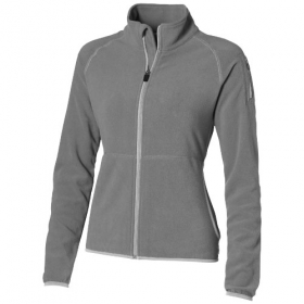 Dropshot Fleece Lds, Grey, L   3348790