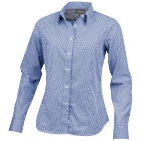 Net Lds Shirt,Blue,L | 3316144