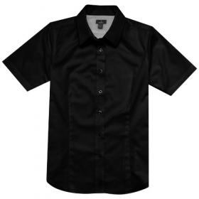 Stirling Lds ss Shirt,Black,L | 3817199