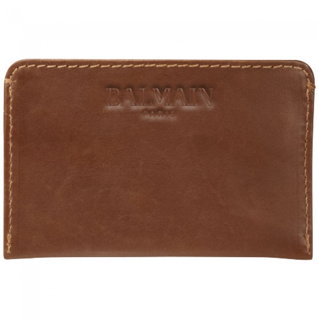 Genuine Leather Card Wallet | 10688900