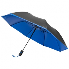 "21"" Spark 2-section automatic umbrella 