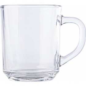 Glass tea mug (260ml)., Neutral | 7384-21