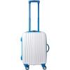 ABS trolley., Pale blue; cod produs : 6977-18