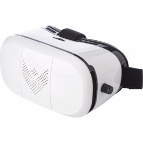 Plastic virtual reality glasses, White | 1220-02