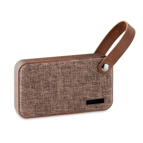 Boxă Bluetooth cu țesătură MDF MO9489-01 | MO9489-01
