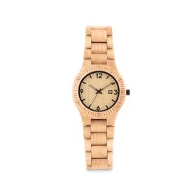 Ceas din lemn, în cutie        MO9582-40 | MO9582-40