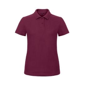 Tricou polo damă           BC0547-WI-3XL;BC0547-WI