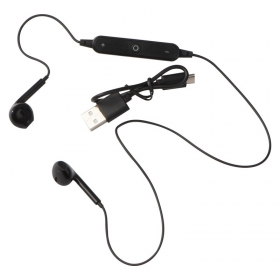 Bluetooth headset in transparent case | 3082203