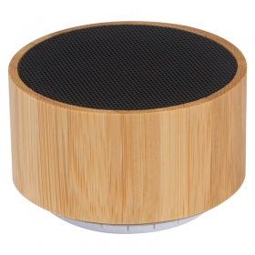 Bluetooth speaker with bamboo coating | 3096913