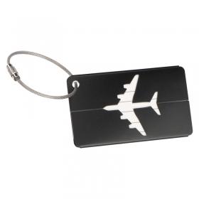 Aluminium luggage tag | 9098703